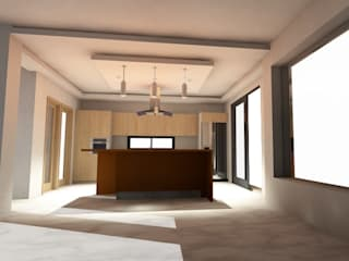 casa nogales:  de estilo  por coprefa