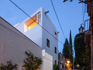 Casa Azul de BASO Arquitectura