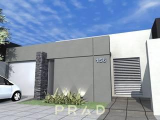 Vivienda A.K de PRAD Arquitectura Minimalista