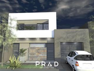 Vivienda M.Q de PRAD Arquitectura Moderno