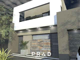 Single family home by PRAD Arquitectura,