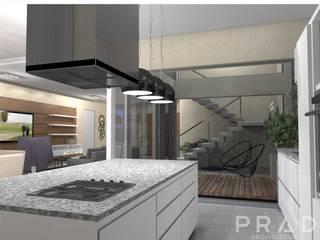 Vivienda S.O de PRAD Arquitectura Moderno