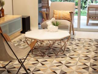 Proyecto 70I Arquitectura :  de estilo  por African Leather , Escandinavo