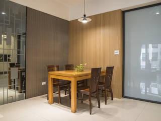 退休養老好宅好優閒-竹城新東京 根據 富亞室內裝修設計工程有限公司 日式風、東方風