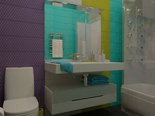 Modern bathroom by Perfection A&D Modern