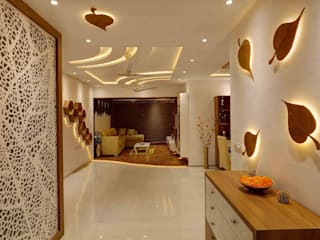 RAK Interiors Koridor & Tangga Minimalis