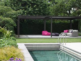 Design-Markise:  Garten von Markisen Zanker im Raum Stuttgart,Modern