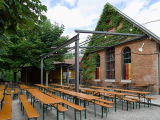 Pergola:  Terrasse von Markisen Zanker im Raum Stuttgart