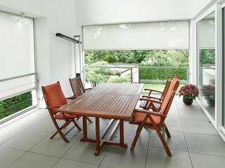 Jalousien und Rollladen Moderne Fenster & Türen von Markisen Zanker im Raum Stuttgart Modern