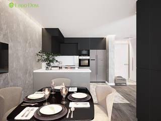 ЕвроДом Cocinas de estilo minimalista