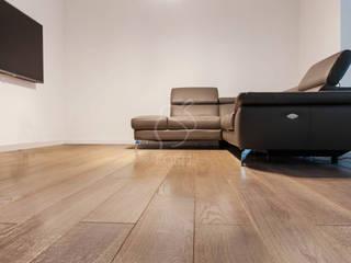 Roble Living room Wood Beige