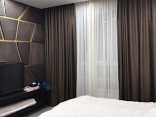 Уютная квартира в Москве от ULIGHT Минимализм