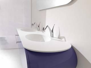 Nowoczesny styl i elegancja w łazience Nowoczesna łazienka od Luxum Nowoczesny