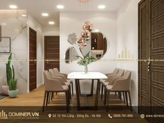 Thiết kế nội thất chung cư AnLand - chị Thu bởi Thiết kế - Nội thất - Dominer