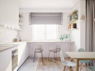 Cucinino in stile  di Дизайн - Центр