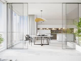 Küchenzeile von Дизайн - Центр, Minimalistisch