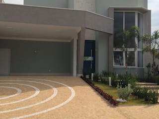 Projetos Casas modernas por Circe Coelho arquitetura Moderno