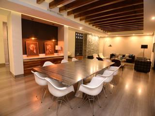 Cóndores 7 Comedores modernos de TAYCO TALLER DE ARQUITECTURA Moderno