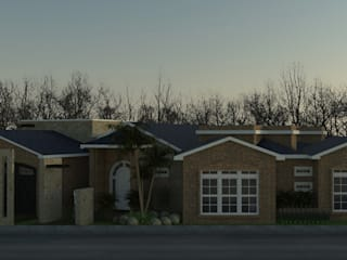 House Laurel Casas clásicas de GT-R Arquitectos Clásico