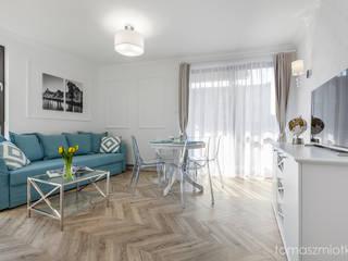 Salas de estilo minimalista de Tomasz Miotk Fotografia Minimalista