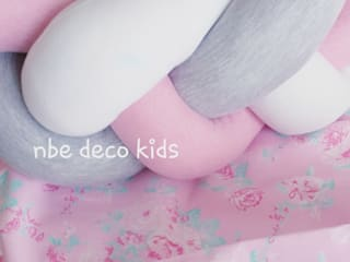Deco: Habitaciones para niñas de estilo  por NBe DECO