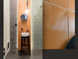 Salle de bain moderne par SZARA / studio Moderne