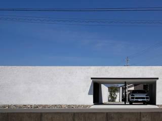 外観(南側): kisetsuが手掛けた一戸建て住宅です。