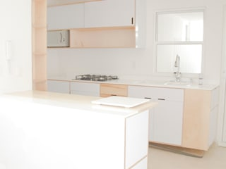 Kitchen units by RUMMI