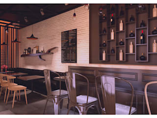 3D Architectural Interior Modeling:   by ThePro3DStudio