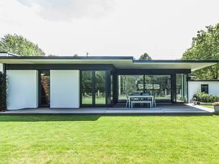 Wohnen am Stadtpark Moderne Häuser von Wechselberger Hiepen GmbH Modern
