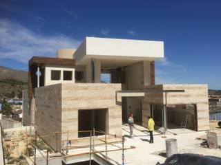 ANASAN de Dyov Arquitectura NATURAL, Passivhaus concept. 696.663.559 y 653.77.38.06 Mediterráneo