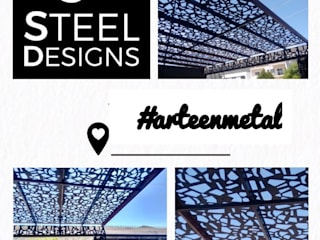 de Steel Designs Moderno