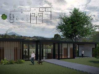 Casa I de Taller Once Arquitectura Moderno