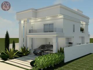 CASA M.A: Casas  por Isa De La Volpe • Arquitetura • Interiores • Construção