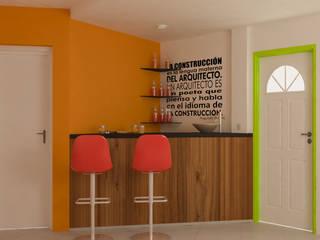 Ideas de bares:  de estilo  por DUSINSKY S.A.