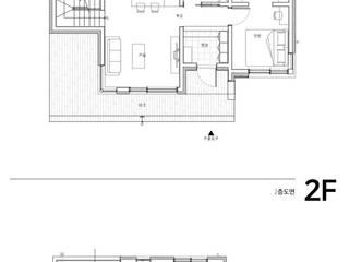 [경기 안성] 꾸밈없는 매력을 표현한 집 by 한글주택(주)