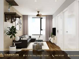 Thiết kế nội thất chung cư GoldSeason - Anh Đăng bởi Thiết kế - Nội thất - Dominer
