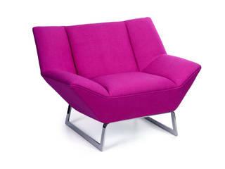 Fotele zFABRYKI.PL: styl , w kategorii  zaprojektowany przez zFABRYKI.PL
