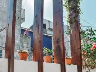 Reforma Casa NI Jardines rústicos de ERA - Estudio Rosarino de Arquitectura Rústico