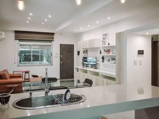 Reforma Casa JN: Livings de estilo  por ERA - Estudio Rosarino de Arquitectura