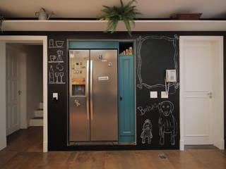 Cozinha - Barra da Tijuca - Rio de Janeiro Erica Saraiva Design de Interiores Cozinhas campestres