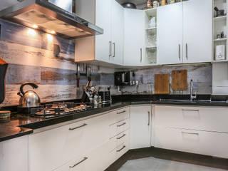 Erica Saraiva Design de Interiores Dapur Gaya Rustic