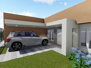 Дома в стиле модерн от Aida tropeano& Asociados Модерн