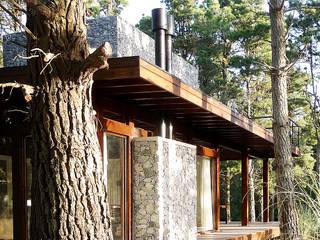 Casa Mar de las Pampas Casas modernas: Ideas, imágenes y decoración de CRF Arquitectos Moderno