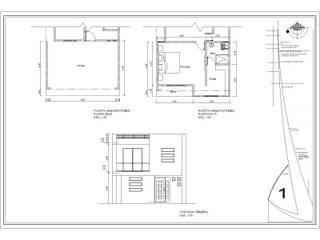 Ampliacion Casa Habitación de CRYV Proyectos y Construccion