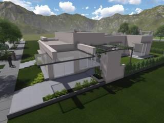 CASA DALVIAN M11 de MABEL ABASOLO ARQUITECTURA Moderno