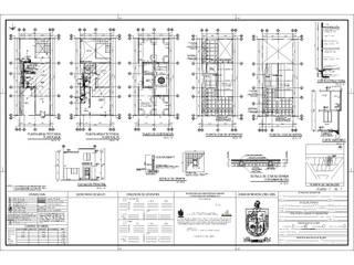 Tramites Gubernamentales:  de estilo  por CRYV Proyectos y Construccion