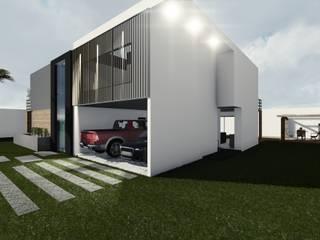 Diseño de Casa Gutiérrez de Gustavo Delgado Arquitecto