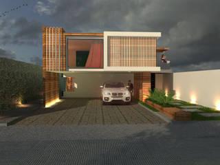 Diseño de Casa Mova de Gustavo Delgado Arquitecto