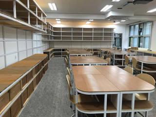 메이커스페이스-계남초등학교 인더스트리얼 스타일 학교 by DB DESIGN Co., LTD. 인더스트리얼